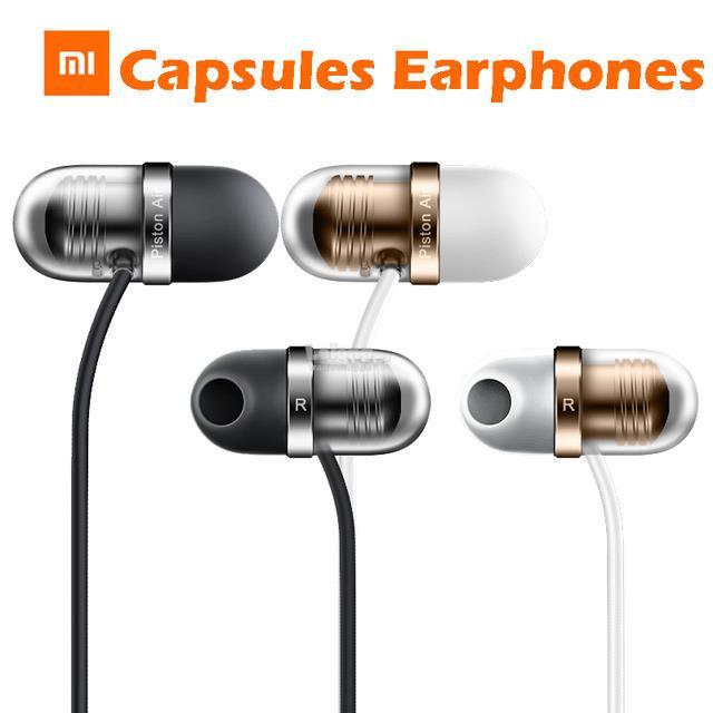 Original XIAOMI Mi Earphone Piston Air Capsules In-Ear Headphone. ‹ ›