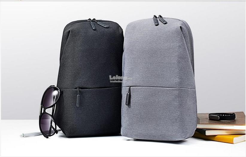 Original XIAOMI Mi Multifunctional Urban Leisure Chest Sling Bag