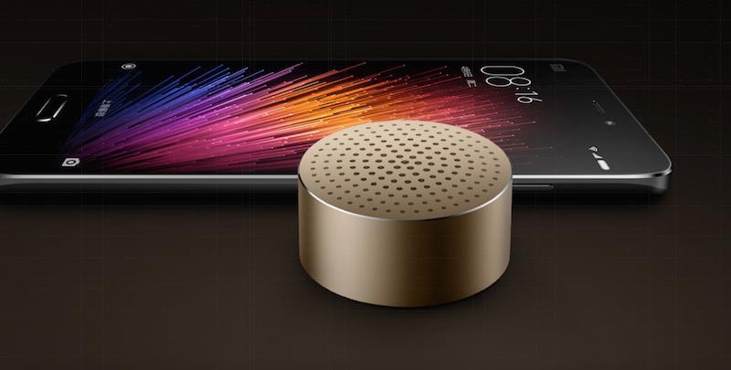 Resultado de imagen para xiaomi mini bluetooth speaker