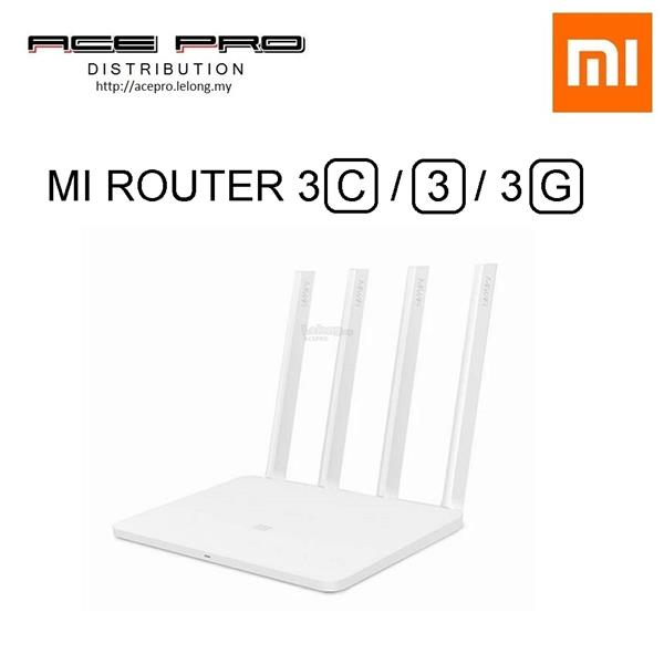 אולטרה מידי Original Xiaomi Mi WiFi Router 3 3A (end 4/12/2019 4:15 PM) ZA-22