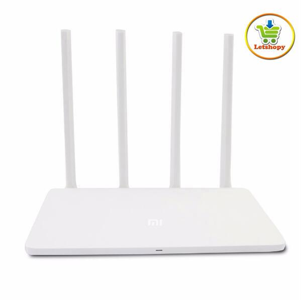 Original Xiaomi Mi Wifi Router 3C 4 Athenna Wireless Router