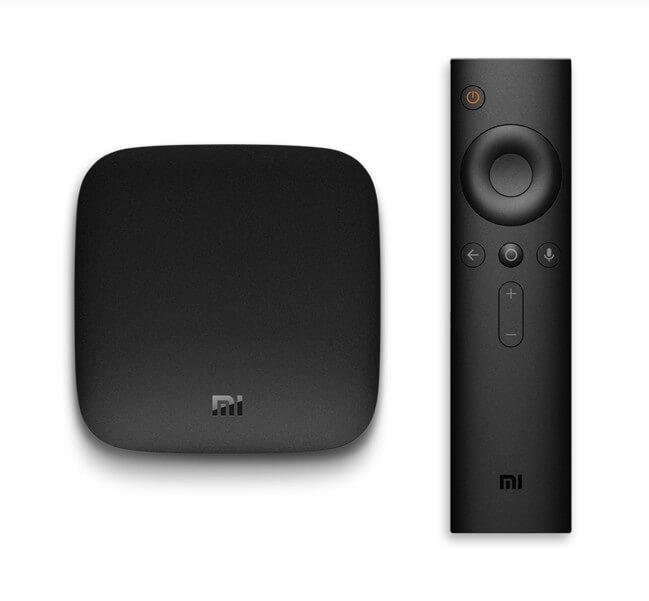 [ORIGINAL] XIAOMI MIBOX MI TV BOX 3C Black 4K IPTV Movie 3 Android
