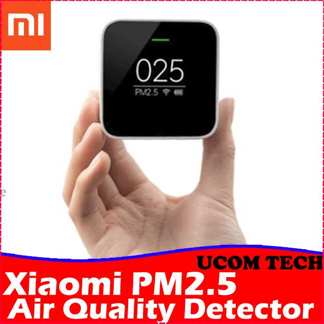 Original Xiaomi Smart PM2.5 Air Detector OLED Portable Air Quality