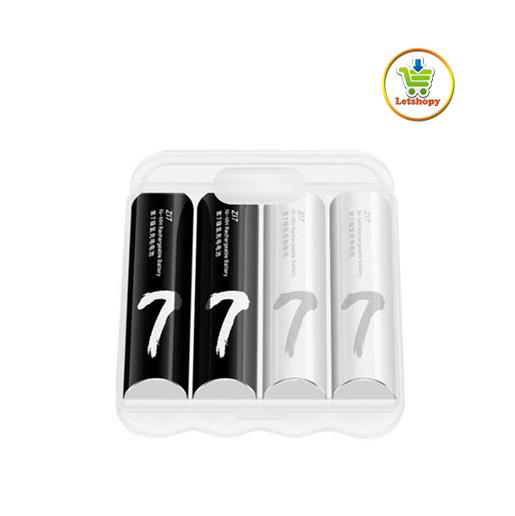 Original Xiaomi ZMI Zi7 AAA Ni-MH Rechargeable Battery - 4pcs