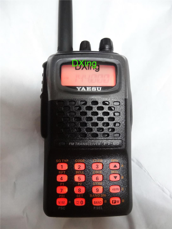 original yaesu ft 60r ham radio ama end 9 27 2018 11 27 am rh lelong com my yaesu ft 60r manual en español yaesu ft-60r manual pdf