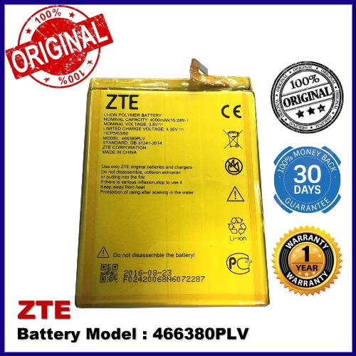 Original ZTE 466380PLV ZTE Blade A610 Battery