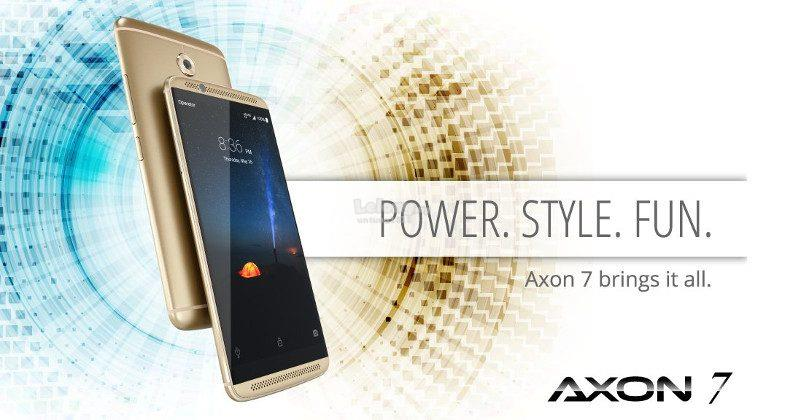 (ORIGINAL) ZTE MALAYSIA AXON 7 DolbyATMOS Dual Surround Speaker 64GB
