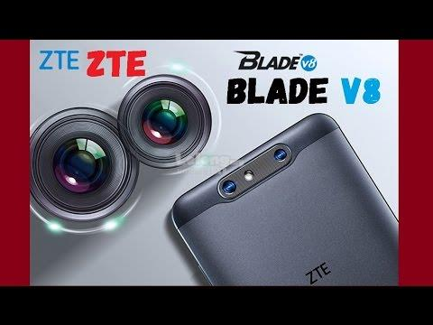 (ORIGINAL) ZTE WARRANTY ZTE BLADE V8 Dual Camera 13MP