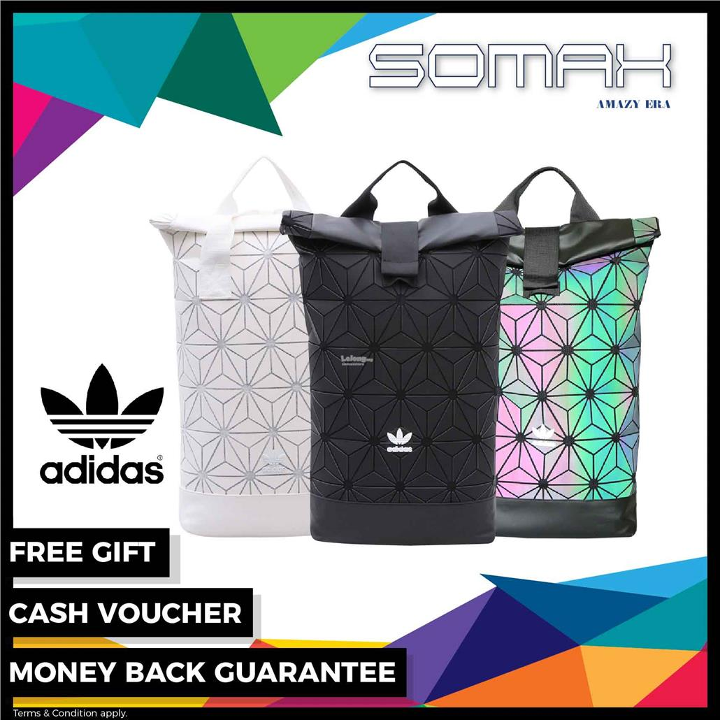 de8758cf6d8a ... issey miyake 3d urban mesh roll up backpack shopee malaysia 285f8  e006c  coupon code adidas originals 3d mesh backpack c28d1 087d8