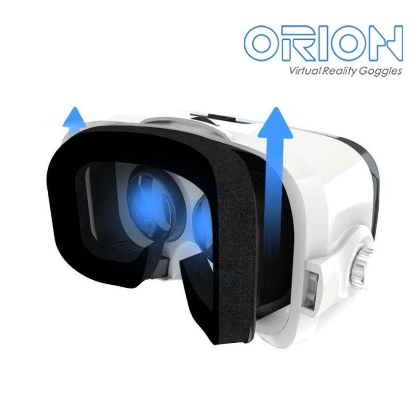 7f3fea33f16b Orion S1 VR Goggles   Headset Stereo Hifi Sound For Android   iOS