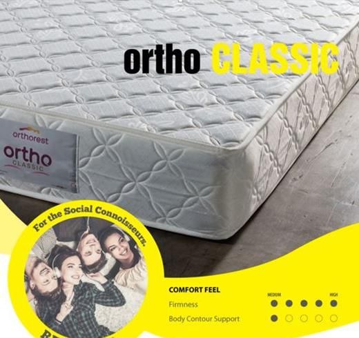 Ortho Classic Queen Actif 5 Spring Mattress