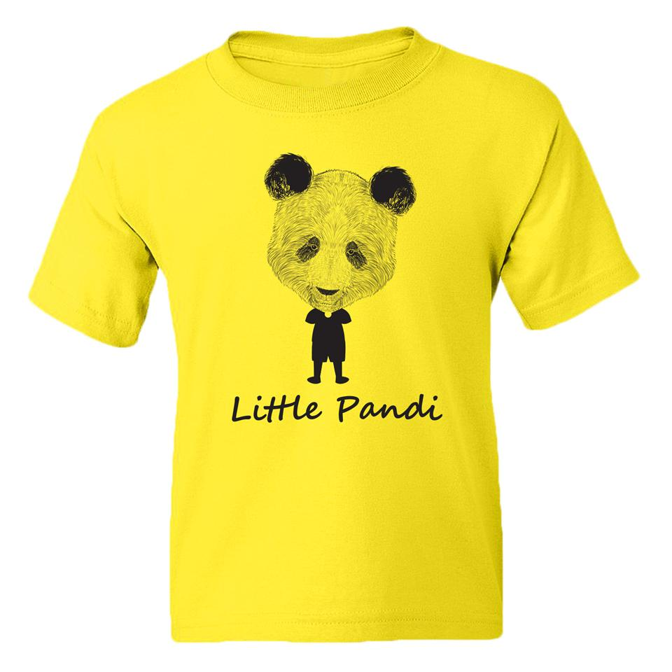 OS502K OSUMMER Little Panda Kids T-shirt