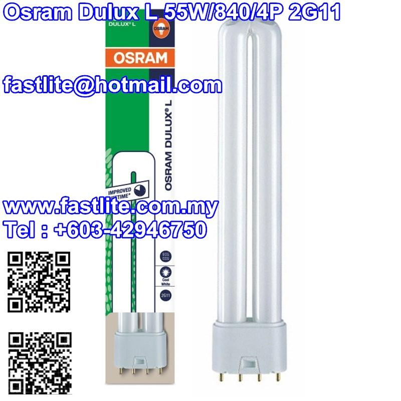 Osram Dulux L 55W/840 4Pin (made in Europe)