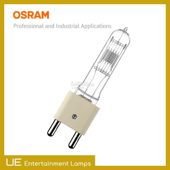 OSRAM HALOGEN STUDIO LAMPS SINGLE ENDED FKK CP73 64789 G38 240V 2000W