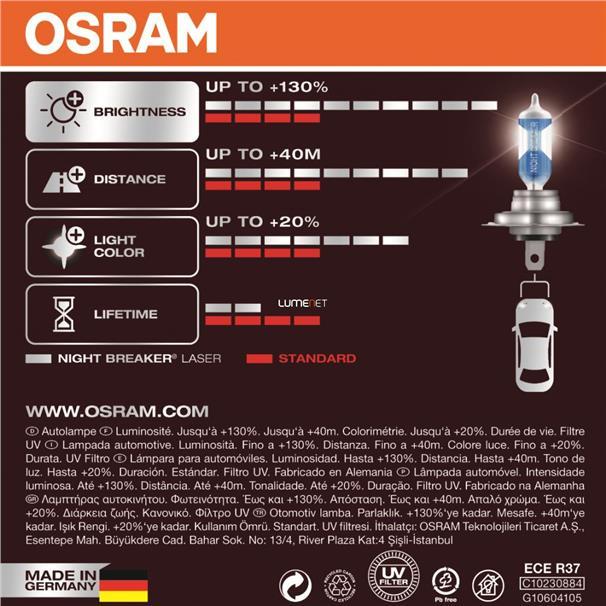 osram night breaker laser h7 130 x end 5 14 2019 4 46 pm. Black Bedroom Furniture Sets. Home Design Ideas