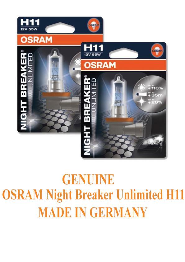osram night breaker unlimited h11 t end 4 20 2018 9 13 am. Black Bedroom Furniture Sets. Home Design Ideas