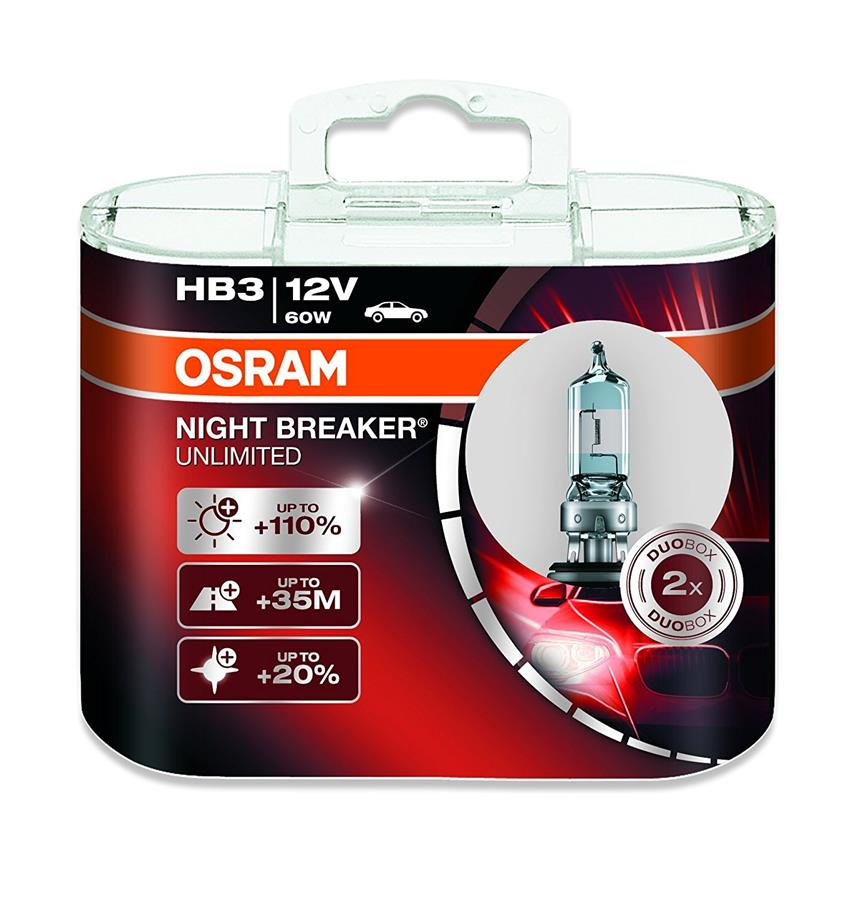 osram night breaker unlimited hb3 h end 10 2 2018 12 15 pm. Black Bedroom Furniture Sets. Home Design Ideas