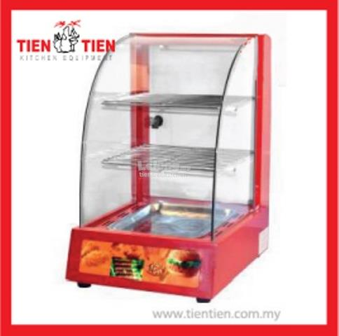 OT/FW14 TIEN TIEN Economy Table Top Food Warmer (Double Layer)