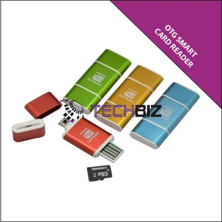 OTG SMART CARDREADER CONNECTION KIT