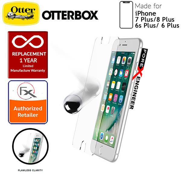 outlet store f638a b9006 OtterBox Alpha Glass Screen Protector- Clear