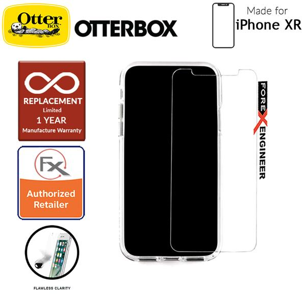 promo code f37fe ca21b OtterBox Alpha Glass Screen Protector for iPhone XR - Tempered Glass