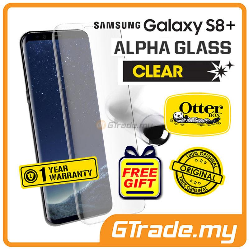 sports shoes 68429 0d980 OTTERBOX Alpha Glass Screen Protector | Samsung Galaxy S8 Plus