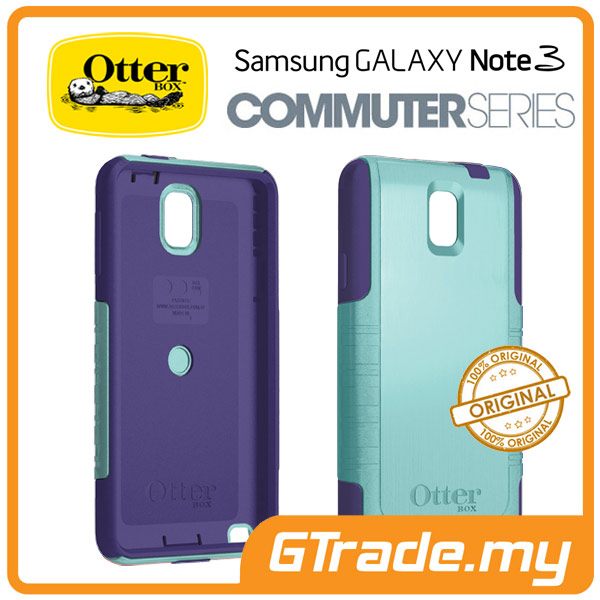 low priced 95be0 4d13b OTTERBOX Commuter Case *FOC S.Protector |Samsung Galaxy Note 3 - Lily