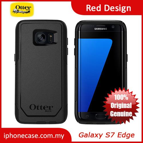 watch c746d 9a64c Otterbox Commuter Series for Galaxy S7 Edge - Black