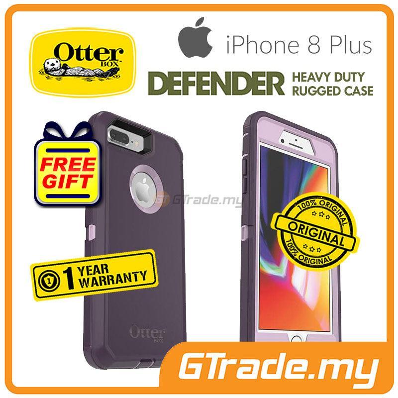 buy popular c57b5 68073 OTTERBOX Defender Belt Clip Holster Case Apple Iphone 8 7 Plus Purple