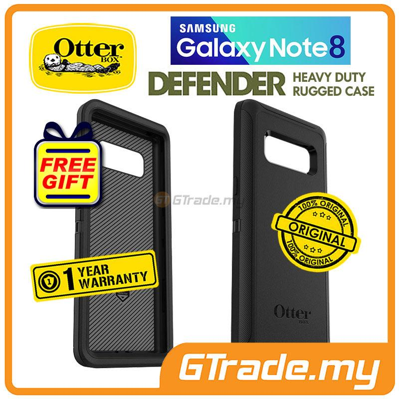 the latest 35f84 57611 OTTERBOX Defender Belt Clip Holster Case | Samsung Galaxy Note 8 Black