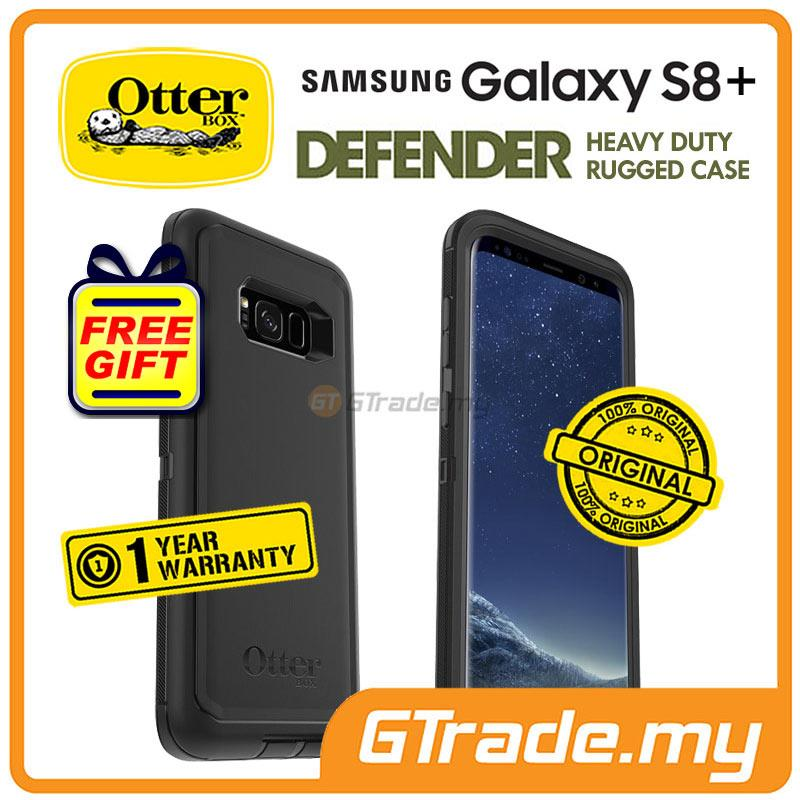 competitive price 97aa4 06c83 OTTERBOX Defender Belt Clip Holster Case Samsung Galaxy S8 Plus Black