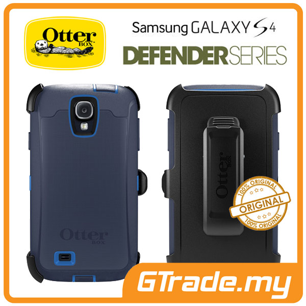 quality design c4971 cab8c OTTERBOX Defender Case + Klip Holster | Samsung Galaxy S4 - Surf