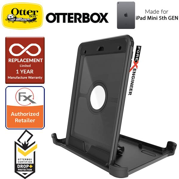 new product 208a7 eb280 Otterbox Defender for iPad Mini 5th Gen - Rugged Protective Case