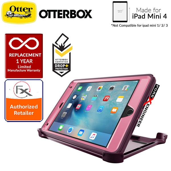 online retailer bf88a d3572 Otterbox Defender Series case for iPad Mini 4