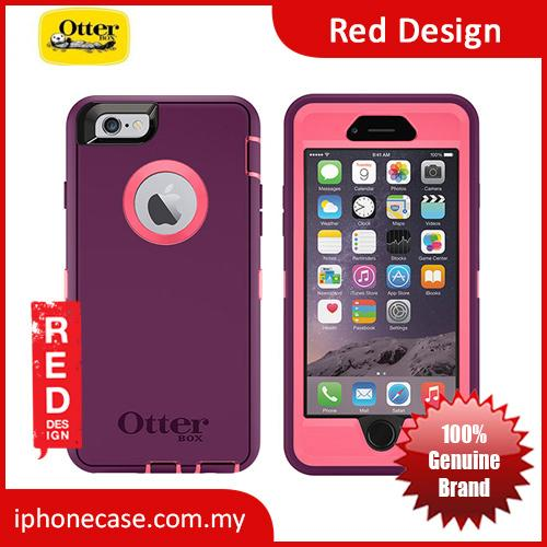 wholesale dealer 8e690 11e42 Otterbox Defender Series Case for iPhone 6 4.7 - Crushed Damson