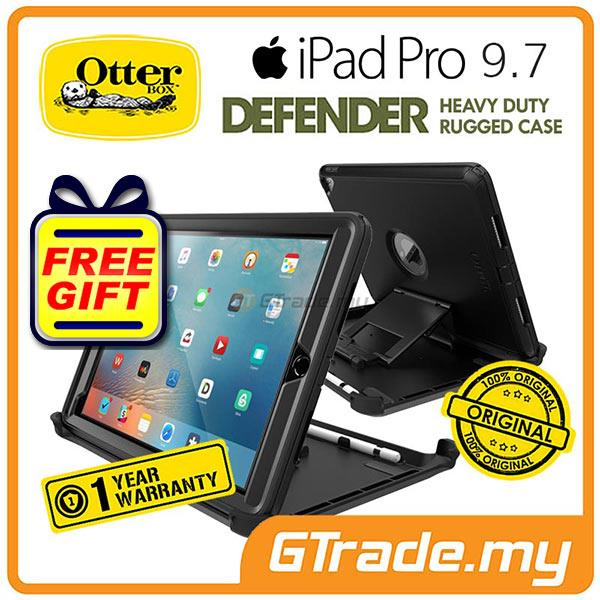 big sale 74882 61ff7 OTTERBOX Defender Tablet Case Heavy Duty Rugged | Apple iPad PRO 9.7'