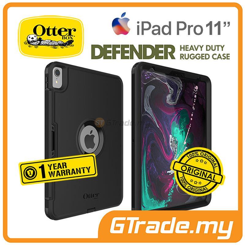 best sneakers 0d8dc 442e6 OTTERBOX Defender Tough Case Apple iPad Pro 11' 2018 Black