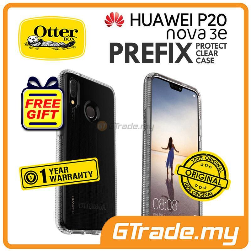 official photos 22fcc 4334a OTTERBOX Prefix Protect Clear Case Huawei P20 Lite Nova 3e