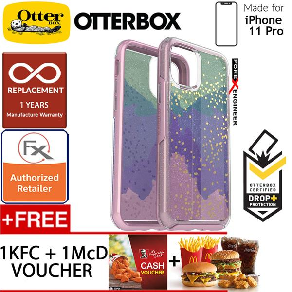 Otterbox Symmetry Clear iPhone 11 Pro (Wish Way Now)