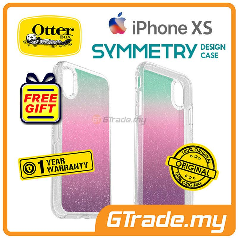 new product dd794 628a6 OTTERBOX Symmetry Clear Slim Case   Apple iPhone Xs - Gradient Energy