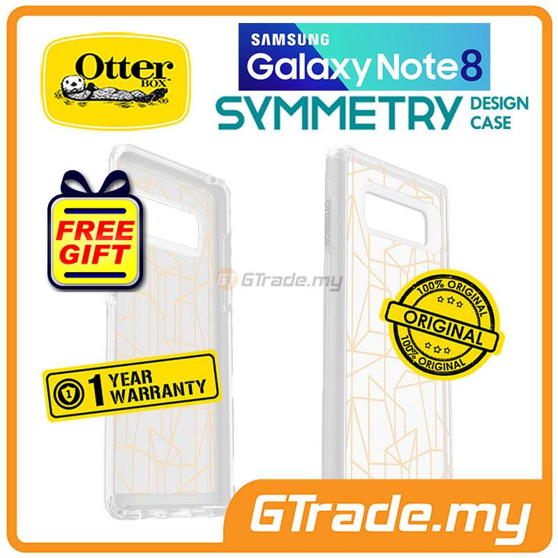 new arrival 59dcf 67df6 OTTERBOX Symmetry Graphics Clear Case | Samsung Galaxy Note 8 Inside