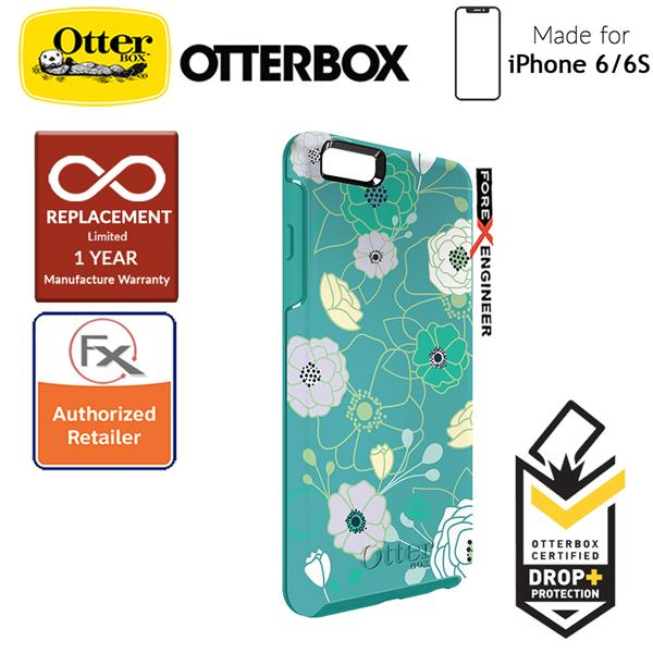 super popular 00a59 bf291 OtterBox SYMMETRY SERIES for Apple iPhone 6/6s - Eden Teal
