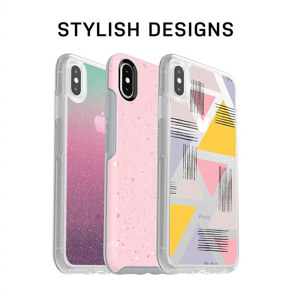 cheaper 99c80 2f7ca Otterbox Symmetry Series Case for Apple iPhone XS Max (Black)