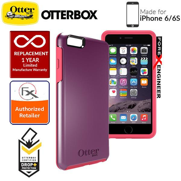 reputable site af073 aff66 OtterBox Symmetry Series for iPhone 6s / 6