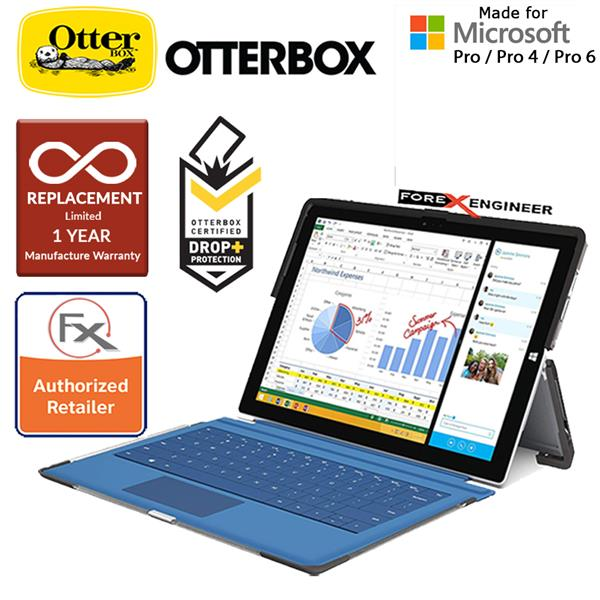 new photos fb6a0 a5067 Otterbox Symmetry Series for Microsoft Surface Pro 4 / 5 / 6
