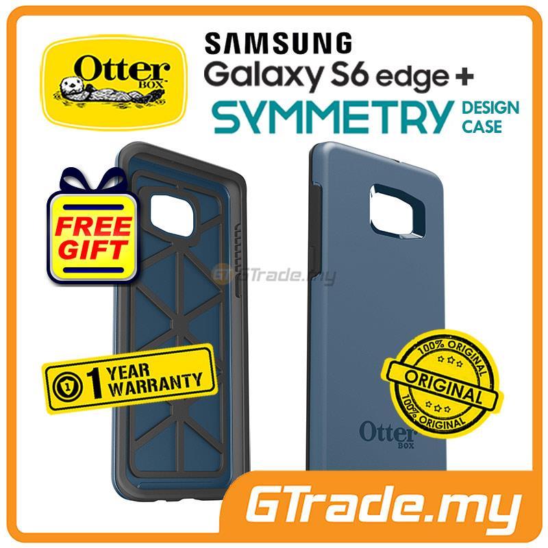 new arrivals 263d4 fc488 OTTERBOX Symmetry Slim Case | Samsung Galaxy S6 Edge + Plus - CT.Blue