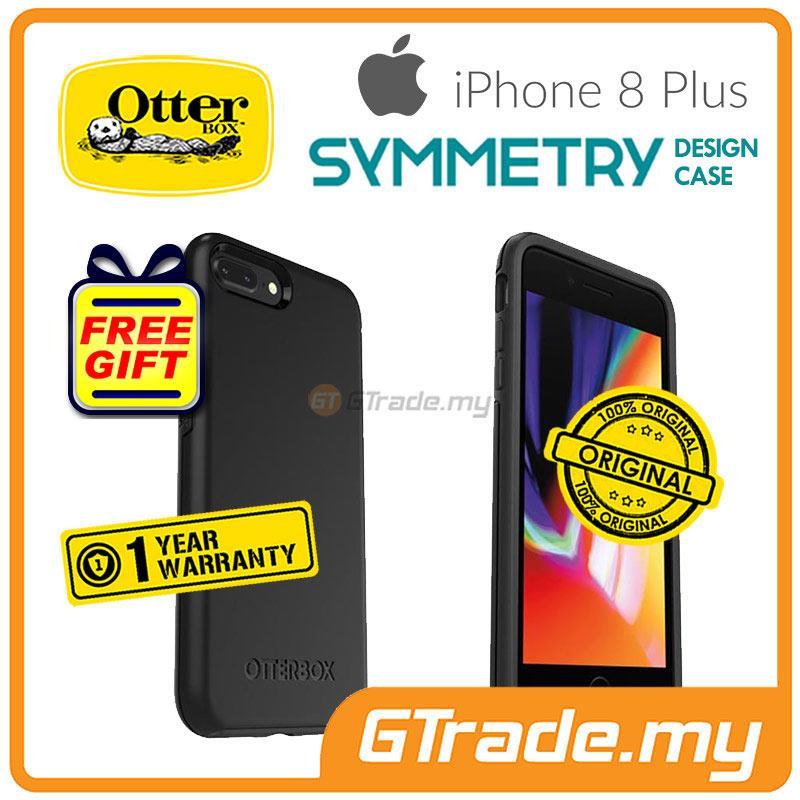 separation shoes 6fd35 2d510 OTTERBOX Symmetry Slim Stylish Case Apple Iphone 8 7 Plus Black