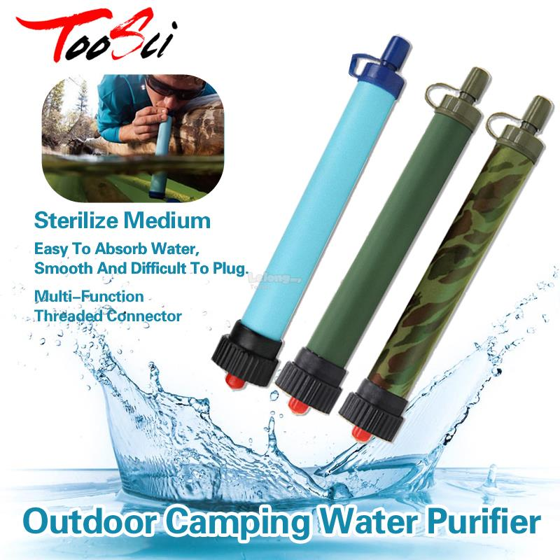 water purifier straw. Outdoor Camping Hiking Water Filter Straw Life Purifier. \u2039 \u203a Purifier