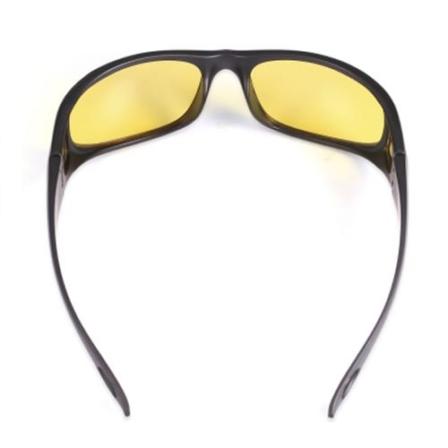 6ae592c7bd OUTDOOR DRIVING FISHING POLARIZED GLASSES SUNGLASSES GOGGLES (YELLOW)