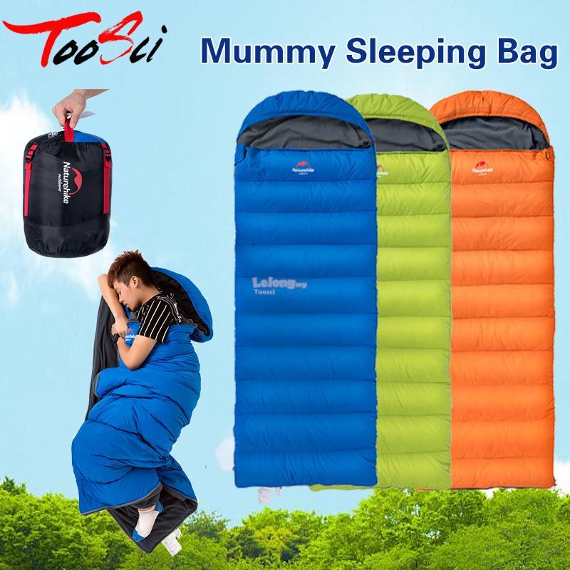 Outdoor Mummy Down Sleeping Bag Hiki (end 6 11 2019 4 15 PM) 80cc5773a